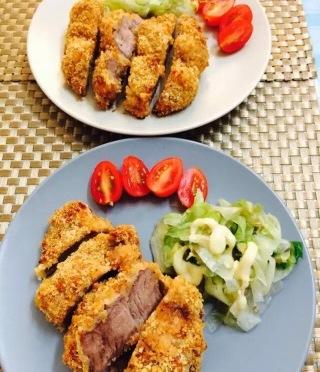 Crispy Pork Chop By Oven