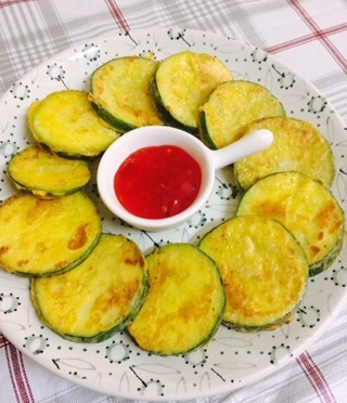 Pan-fried Zucchini