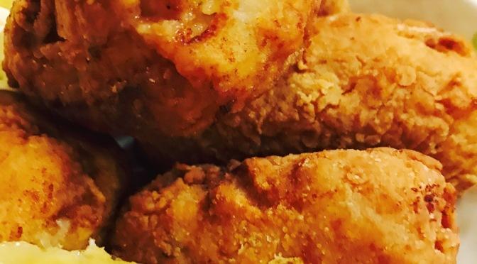 Yummy Buttermilk Fried Chicken