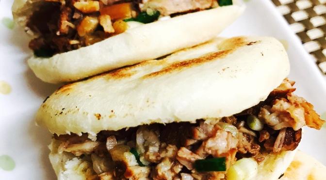 Rou Jia Mo – Chinese Hamburger