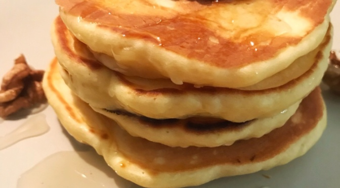 Quick Breakfast – Pancake
