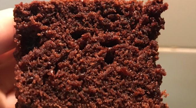 Cocoa Chocolate Cake