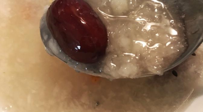 Water Chestnuts Dessert