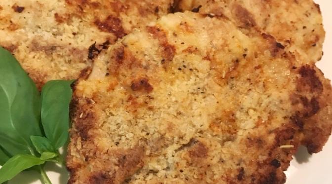 Crispy Skillet Chicken Breast
