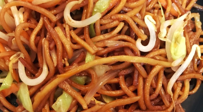 Quick & Easy Fried Noodles