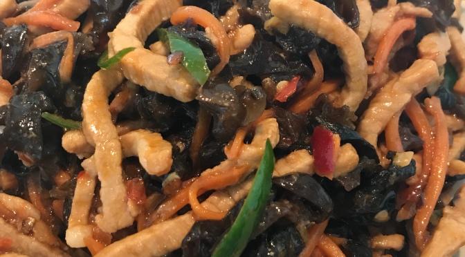 Yu Xiang Rou Si (Yu Xiang Shreded Pork)