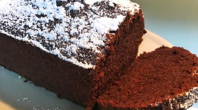 Recipe: Chocolate Pound Cake