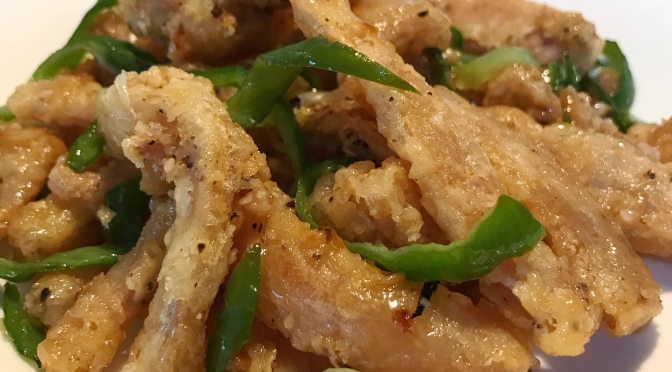 Sweet & Sour Cuttlefish Recipe