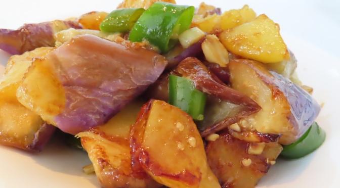 My Favorite Vegetable Stir-fry