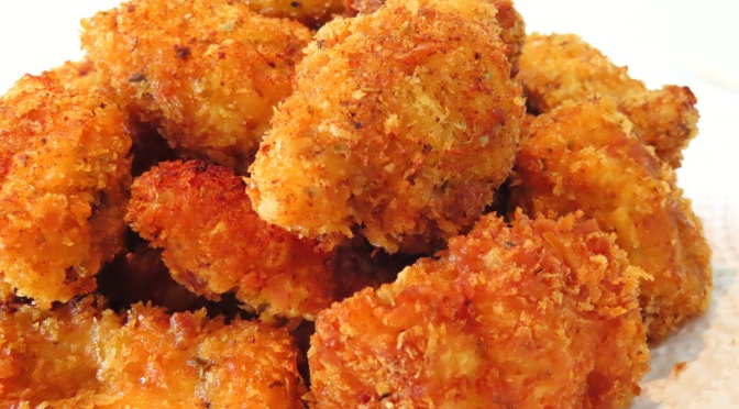 Easy Homemade Chicken Nuggets