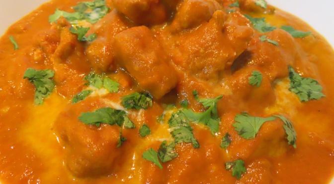 Chicken Masala (Butter Chicken)