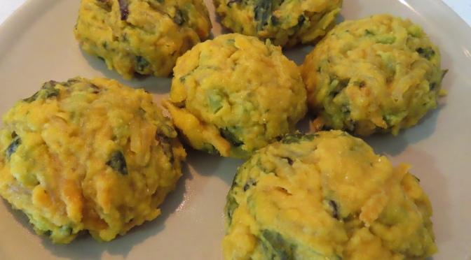 Steamed Corn Flour Bun With Vegetables