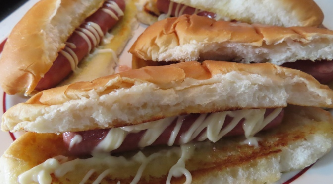 Easy Hotdogs