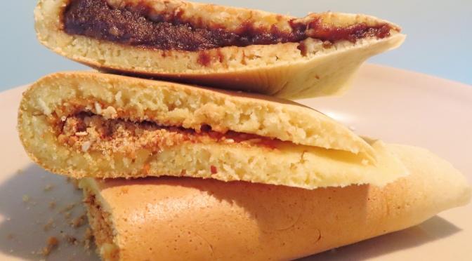 Min Chiang Kueh (Apam Pancakes/ 面煎粿/曼煎糕)
