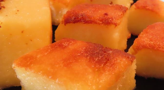 Tapioca Kueh (木薯糕)